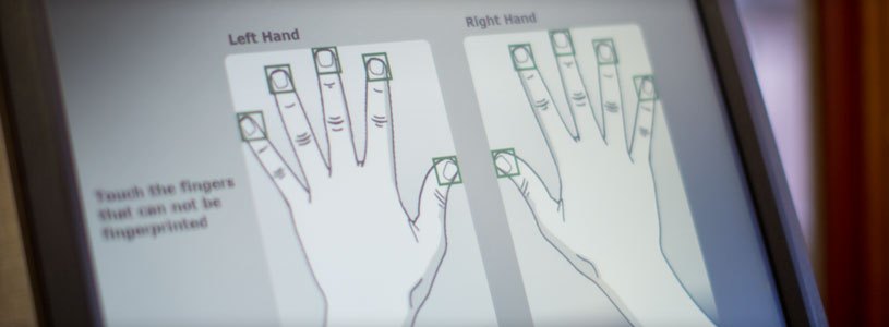 Digital Fingerprinting | Gainesville, FL