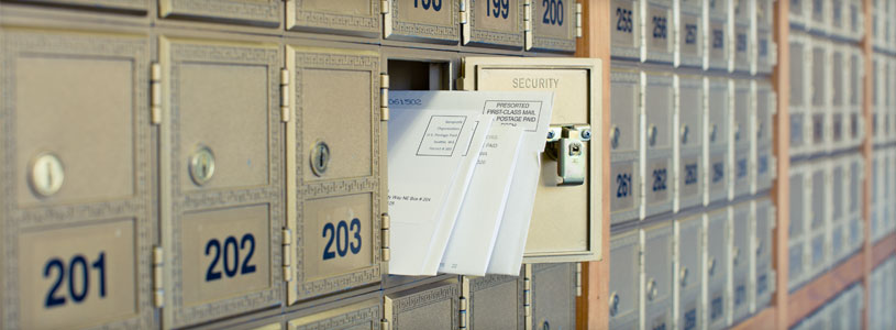 Mailbox Rental | Blue Ridge, GA
