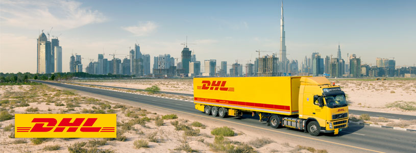 DHL Express Shipping | Richmond, TX
