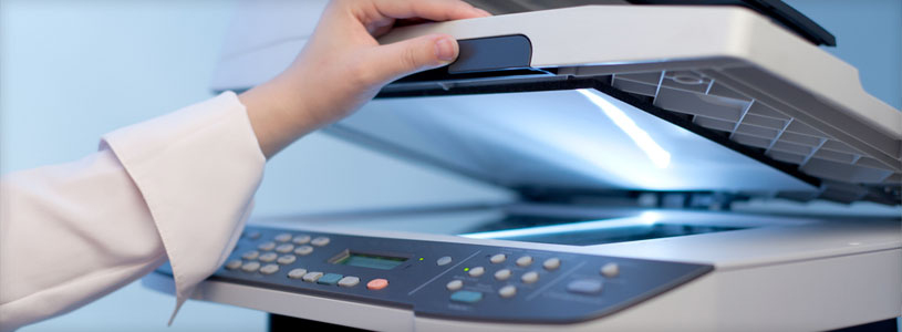 Document Scanning | Hollywood, CA