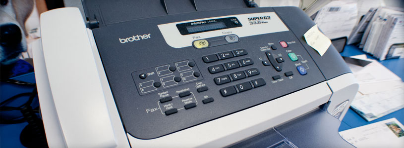 Fax Services | Lexington, SC