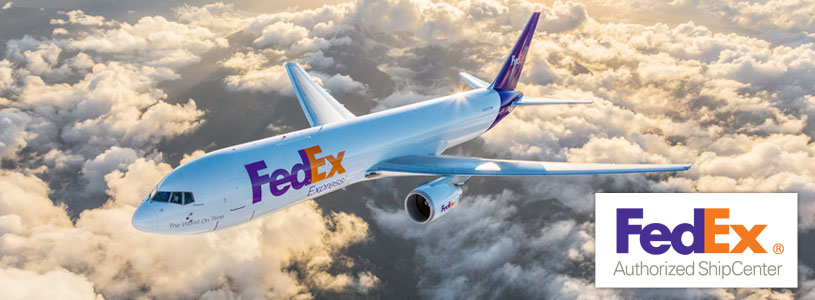 FedEx Shipping | South Padre Island, TX