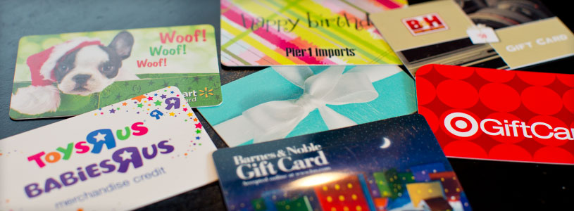 Gift Cards | Toms River, NJ