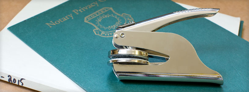Notary Public | Collingswood, NJ