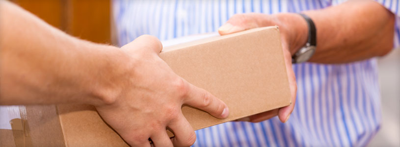 Package Receiving Service | Corinth, TX