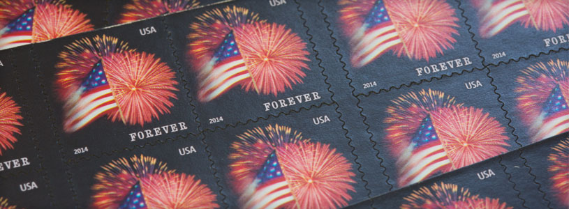 Postage Stamps | California, MD