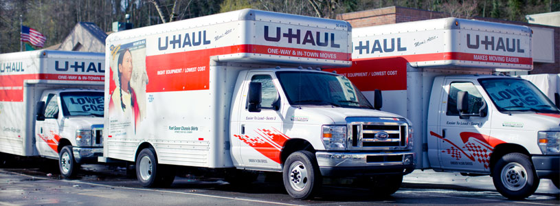 U Haul Moving Truck >> U Haul Rental Anna Il Postal Pal